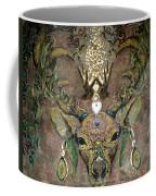 Totem Caribou  Coffee Mug
