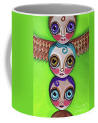 Totem Dolls Coffee Mug
