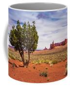 Totem Pole And Yei-bi-chei Coffee Mug
