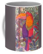 Toucan Batik Coffee Mug
