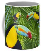 Toucan Threesome Coffee Mug