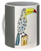 Toucan - You Are What You Eat Coffee Mug