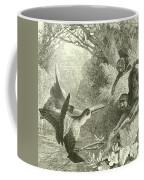 Toucans And Monkeys Coffee Mug