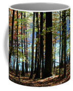 Touch Of Autumn Coffee Mug