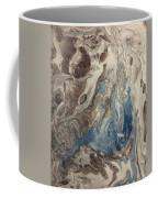 Touch Of Blue Coffee Mug