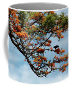 Touch Of Orange Coffee Mug