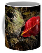 Touch Of Red Coffee Mug