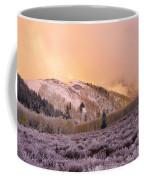 Touch Of Winter Coffee Mug