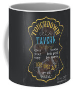 Touchdown Tavern Coffee Mug