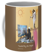 Touched By An Angel Coffee Mug