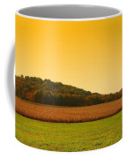 Touched By Golden Light - Battlefield Orchards Coffee Mug