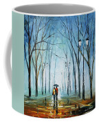 Touching Fog Coffee Mug