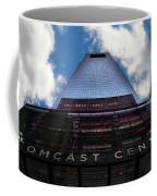 Touching The Sky - Comcast Center Coffee Mug
