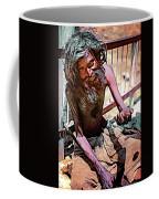 Tough As It Gets...paint Coffee Mug