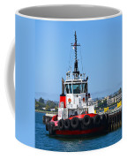 Tough Tugboat Coffee Mug