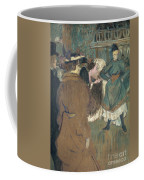 Toulouse-lautrec, 1892 Coffee Mug