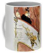 Toulouse-lautrec, 1893 Coffee Mug