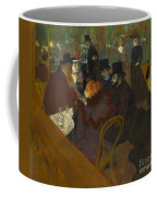 Toulouse-lautrec Moulin Rouge Coffee Mug