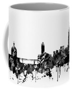 Toulouse Skyline-black Coffee Mug