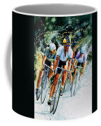 Tour De Force Coffee Mug