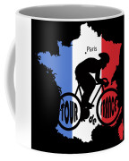 Tour De France 3 Coffee Mug