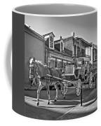 Touring The French Quarter Monochrome Coffee Mug