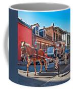 Touring The French Quarter Coffee Mug