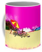 Tourist Lady Coffee Mug