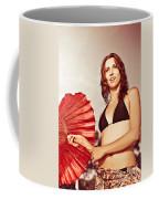 Tourist On Asian Vacation Coffee Mug
