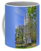 Tours Aillaud Building Coffee Mug