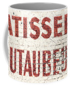 Toutaubeurre Coffee Mug
