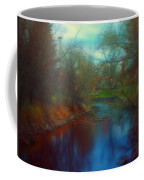 Toward The City Lights Coffee Mug