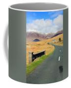 Towards The Mountain Coffee Mug