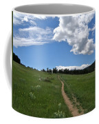 Towards The Sky Coffee Mug