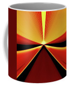 Towards The Streaking Sunrise Coffee Mug