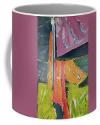 Towels As Flags Coffee Mug