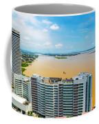 Tower And Guayas River Coffee Mug