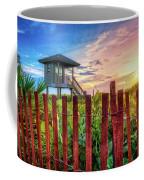 Tower At The Dunes Coffee Mug