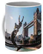 Tower Bridge, London, Uk Coffee Mug