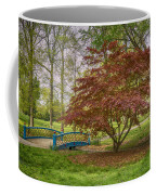 Tower Grove Arched Bridge And Maple Tree Dsc01828 Coffee Mug