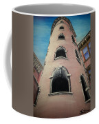 Tower In Lyon France Traboules Coffee Mug