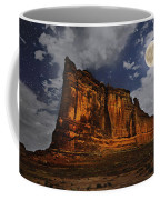 The Midnight Tower Coffee Mug