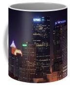 Towering Buildings Of Pittsburgh Coffee Mug