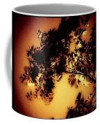 Towering Trees In The Twilight Coffee Mug