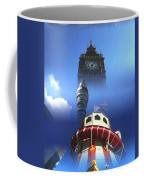 Towers Of London Coffee Mug