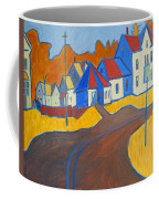 Town Center Plaistow Nh Coffee Mug