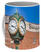Town Clock Lincoln Nebraska Coffee Mug