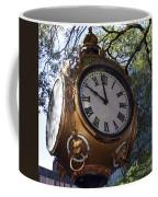 Town Clock Coffee Mug