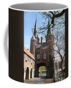 Town Gate - Delft Coffee Mug