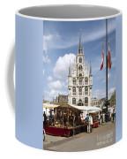 Town-hall And Marketplace Coffee Mug